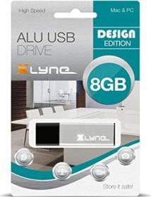Xlyne Alu 8GB, USB-A 2.0 (177556)