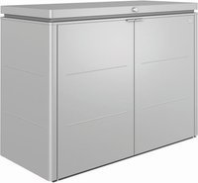 Biohort HighBoard 160 Gartenbox silber-metallic (72015)
