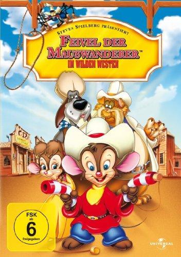 Feivel der Mauswanderer 2 -- via Amazon Partnerprogramm