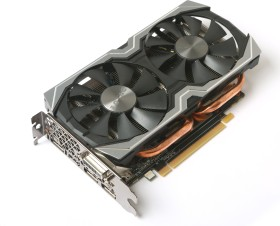 Zotac GeForce GTX 1060 AMP! Edition, 6GB GDDR5, DVI, HDMI, 3x DP (ZT-P10600B-10M)