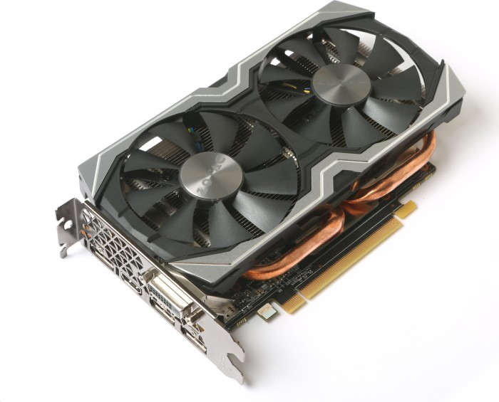 Zotac GeForce GTX 1060 AMP! Edition, 6GB GDDR5, DVI, HDMI, 3x DisplayPort (ZT-P10600B-10M)