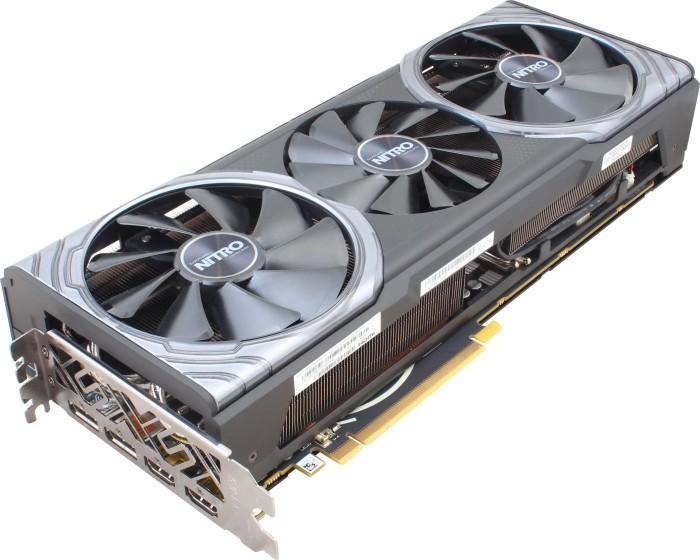Sapphire Nitro+ Radeon RX Vega 64, 8GB HBM2, 2x HDMI, 2x DP, full retail (11275-03-40G)