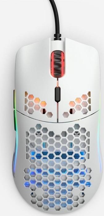 Glorious PC Gaming Race Model O white matte, USB (GO-WHITE)