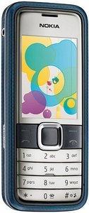 Nokia 7310 Supernova blue green