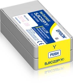 Epson Tinte SJIC22P(Y) gelb (C33S020604)