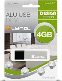 Xlyne Alu 4GB, USB-A 2.0 (177555)