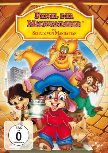 Feivel der Mauswanderer 3 -- via Amazon Partnerprogramm