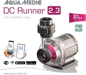 Bild Aqua Medic DC Runner x3 Series 2.3 Aquarien-Universalpumpe, 2000l (100.823)