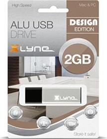 Xlyne Alu 2GB, USB-A 2.0 (177554)