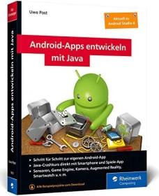 Rheinwerk Verlag Apps entwickeln mit Android Studio - Eine Spiele-App von A bis Z (deutsch) (PC/MAC/Linux)