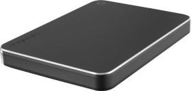 Toshiba Canvio Premium 3.0 grau 1TB, USB 3.0 Micro-B (HDTW110EB3AA)