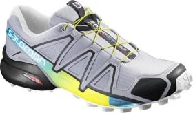 Salomon Speedcross 4 light onix/black/corona yellow (Herren) (383131)