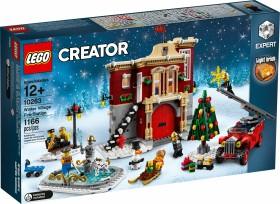 LEGO Creator Expert - Winterliche Feuerwache (10263)