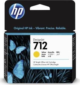 HP Tinte 712 gelb (3ED69A)