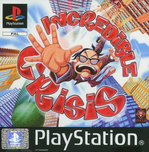 Incredible Crisis (PS1) -- via Amazon Partnerprogramm