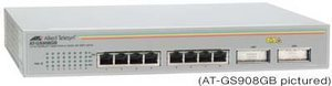 Allied Telesis AT-GS908, 8-port