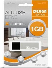 Xlyne Alu 1GB, USB-A 2.0 (177553)