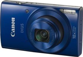 Canon Digital Ixus 180 blau Essential Kit (1091C011)