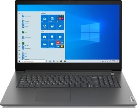 Lenovo V17-IIL Iron Grey, Core i7-1065G7, 12GB RAM, 1TB HDD, 256GB SSD, Fingerprint-Reader, Windows 10 Pro (82GX008FGE)