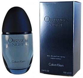 Calvin Klein Obsession Night for Women Eau De Parfum, 100ml