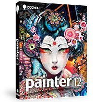 Corel: Painter 12.0 (angielski) (PC/MAC) (PTR12IEPCM)
