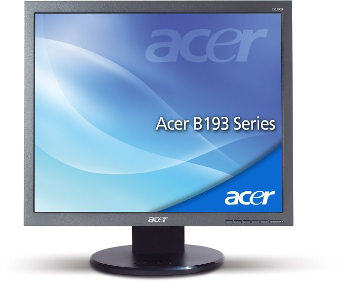 "Acer B3 Business B193LAOwmdh light grey, 19"" (UM.CB3EE.A09)"