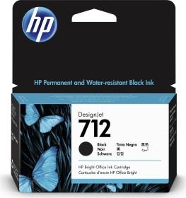 HP Tinte 712 schwarz, 38ml (3ED70A)