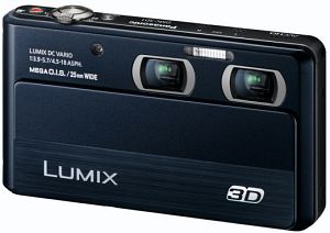 Panasonic Lumix DMC-3D1 black