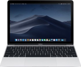 Apple MacBook 12 silber, Core i7-7Y75 OC, 16GB RAM, 512GB SSD, UK/US [2017 / Z0U0]