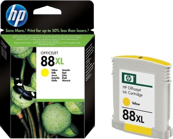 HP Tinte 88 XL gelb (C9393AE)