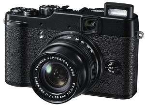 Fujifilm FinePix X10 black