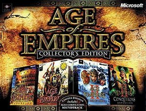 Age of Empires Collectors Edition (niemiecki) (PC) (559-00210)