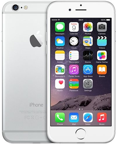 Apple iPhone 6 128GB mit Branding