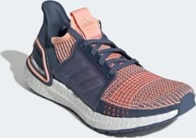 adidas Ultra Boost 19 glow pink/tech ink/solar orange (Damen) (G54013)