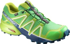 Salomon Speedcross 4 GTX classic greenlime greenposeidon (Herren) (398430)