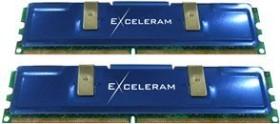 exceleram DIMM Kit 4GB, DDR2-800, CL5-5-5-18 (EX2-4800P2-SX)