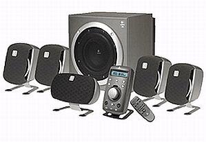 Logitech Z-680, system 5.1 (970068-0914)