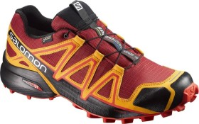 Salomon Speedcross 4 GTX red dalhia/bright marigold/fiery red (Herren) (398456)