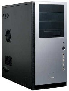 Antec New Solution NSK6582 black/silver, 430W ATX 2.2 (0761345-00692-7/0761345-00693-4)