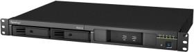 Synology RackStation RS214 4TB, 2x Gb LAN, 1HE