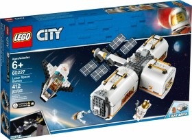 LEGO City Space - Lunar Space Station (60227)