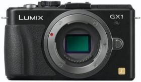Panasonic Lumix DMC-GX1 schwarz Gehäuse