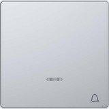 Merten System Design Wippe, edelstahl (MEG3325-6036)
