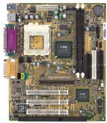 MSI MS-6198, Apollo 133A, µATX