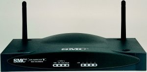 SMC Barricade router/modem ADSL, 54Mbps (7804WBRB)
