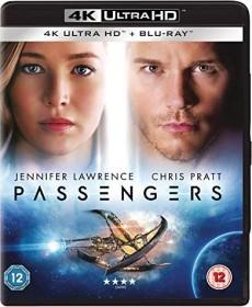 Passengers (2016) (4K Ultra HD) (UK)