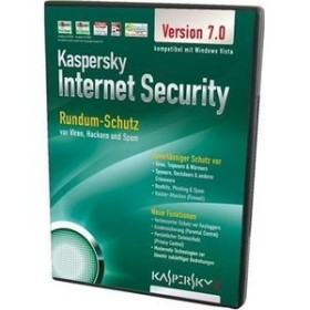 Kaspersky Lab Internet Security 7.0 (German) (PC) (KL1825GBAFS)