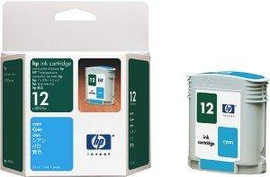 HP 12 Tinte cyan (C4804A)
