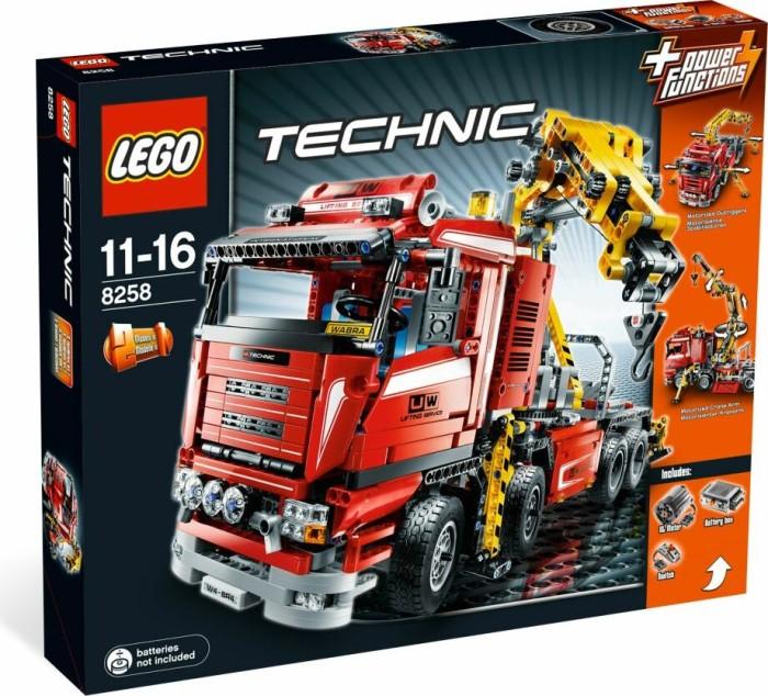 LEGO - Technic - Dźwig (8258) -- via Amazon Partnerprogramm