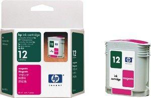 HP Tinte 12 magenta (C4805A)